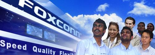 Foxccon plánuje 1.000.000 robotů do 3 let