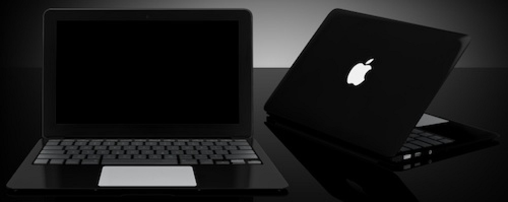 Next-Generation MacBook Air to Include Black Option?