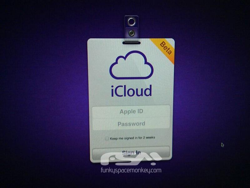 how to change icloud account on macbook pro