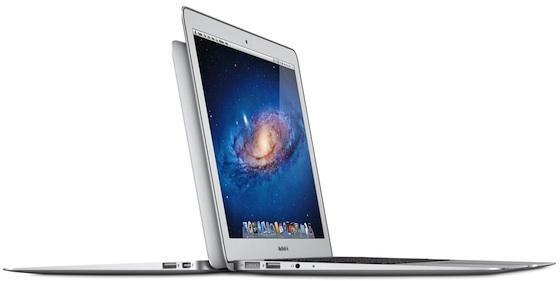 Apple MacBook Air 2011 with OS X Lionm, Sandy Bridge and Thunderbolt