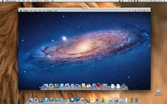 Virtualisering på Mac.