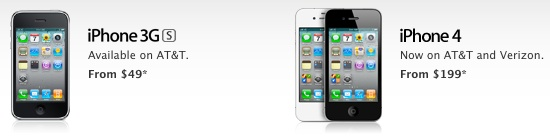 iPhone 4 and 3GS Rank as Best-Selling U.S. Smartphones Iphone_3gs_4