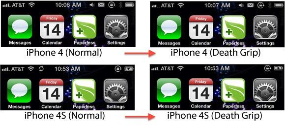iPhone 4S anten testi