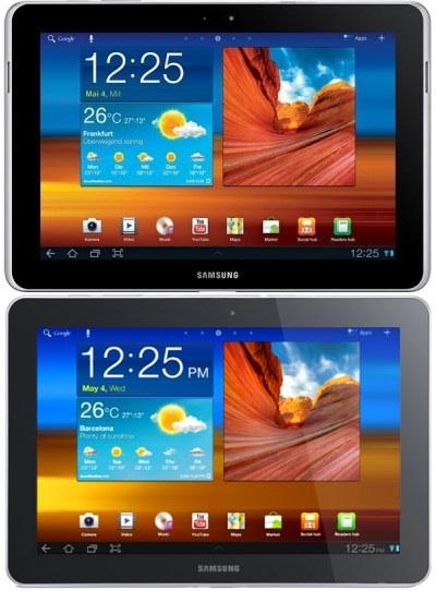 Galaxy Tab redesign