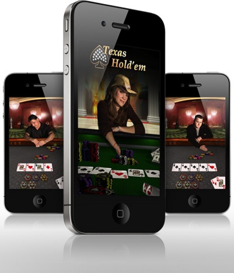 Apple Removes 'Texas Hold'em', Its Only IOS Game, From App
