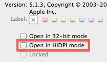 hidpi 10 7 3 OS X 10.7.3 Beta Reveals Apple Are Working On Macs With Retina Screens