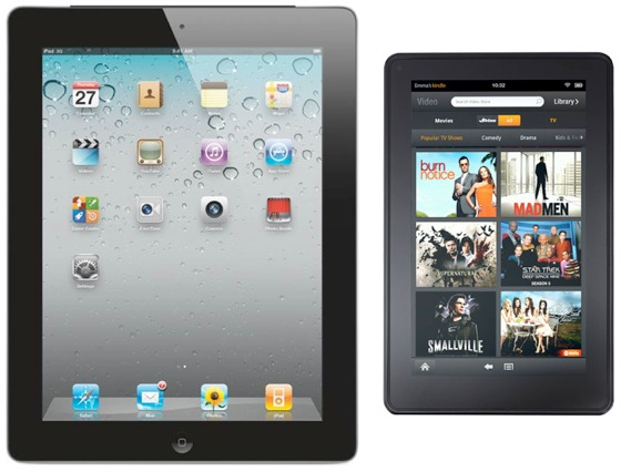 Kindle Fire Will Crush Other Android Tablets, May Increase ...