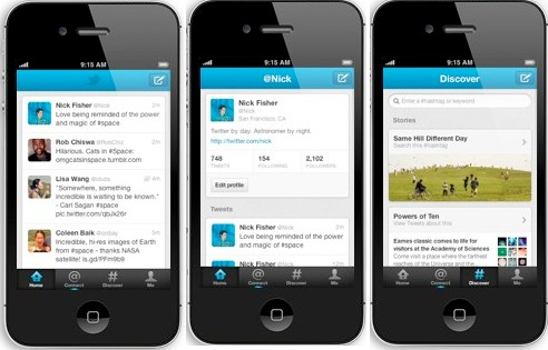 how to see twitter replies on iphone