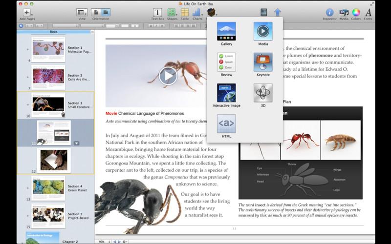 ebook sur mac