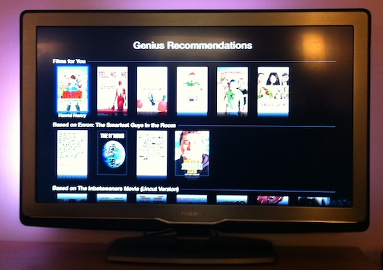 new movie recommendations