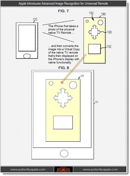 Apple si patentoval iPhone jako univerzální ovladač TV, který rozpozná zařízení