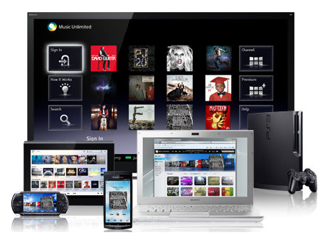 Sony's 'Music Unlimited' On Demand Music Service Coming to iOS
