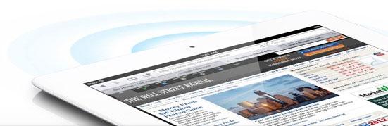 Apple řeší WiFi problémy s WiFi modely nových iPadů