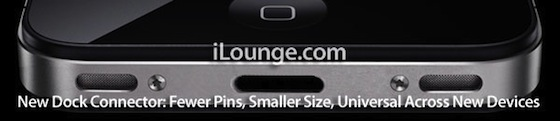 Ilounge iphone 5 dock