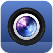 Logo facebookcamera