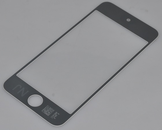 tall ipod touch front panel back iOS part leaks, include 4.1 iPod touch front panel