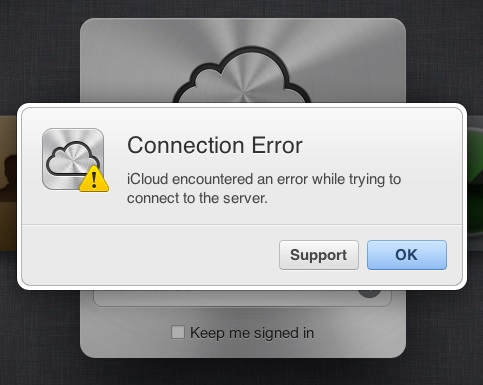 Apple's iCloud and iMessage Services Experiencing ...