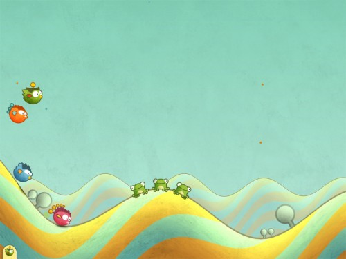 Game Called Tiny Wings hd