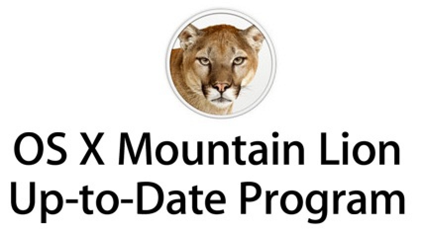 Apple's OS X Mountain Lion Up-to-Date Program Experiencing ...