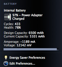 Batteryresult