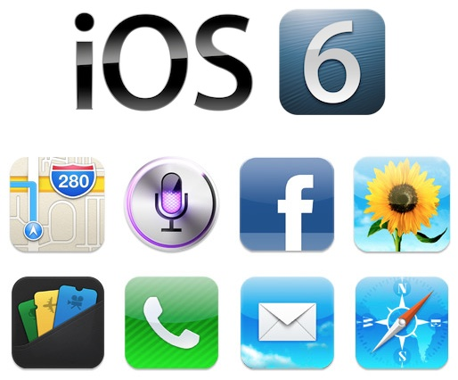 Upgrade ke iOS 6