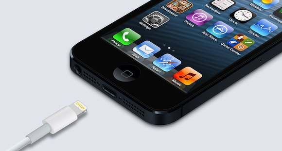 iphone 5 lightning - iPhone 5 : le point sur le chargeur Lightning