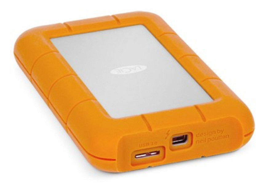 Lacie Launches Rugged Thunderbolt Usb 3 0 Portable