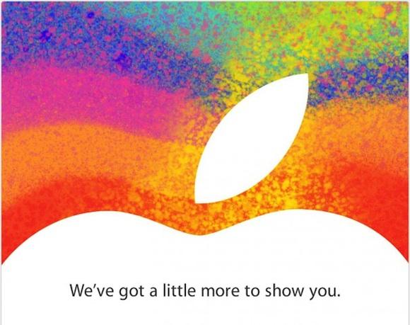 Apple's Media Invite