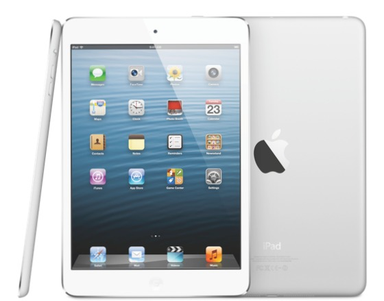 Supply Chain Hints Suggest Retina iPad Mini Could Debut in Second Half of 2013