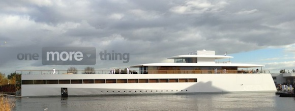 Steve Jobs 39 Yacht 39 Venus 39 Launched In The Netherlands