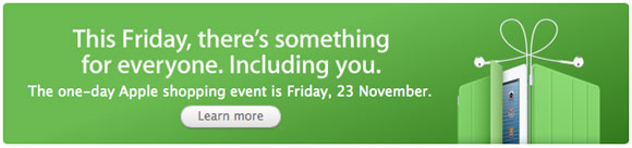 blackfri Apple Posts Black Friday One Day Shopping Event Teaser