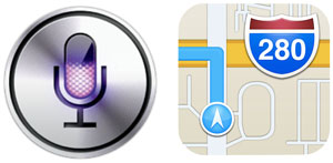 icons1 OS X 10.9 to Include Siri and Maps Integration