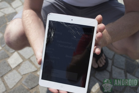 iPad Mini Survives Dunk Test, Cracks in Drop Tests but ...