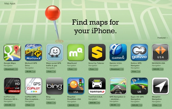 Findmaps