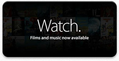 itunes store movies watch iTunes Store Movie Content Goes Live in 42 New Countries