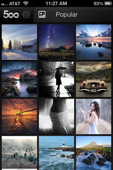 500px 500pxs Photo Sharing App Pulled From App Store Over Nude Photos