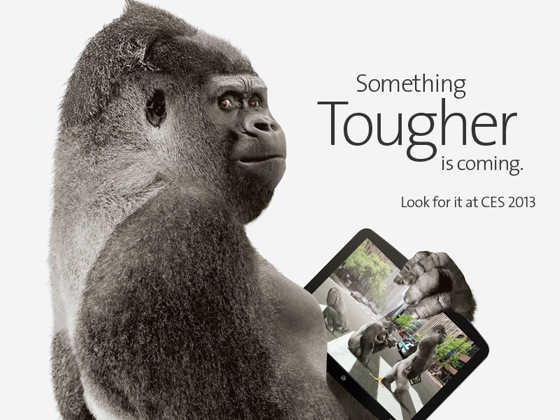 Stronger and More Scratch Resistant Gorilla Glass 3
