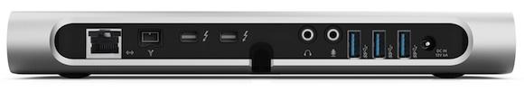 belkin thunderbolt express 2013 2 Belkin Drops eSATA Support for Upcoming Thunderbolt Express Dock