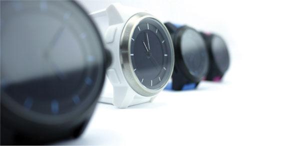 COOKOO - Bluetooth hodinky pro iOS zařízení (Video)