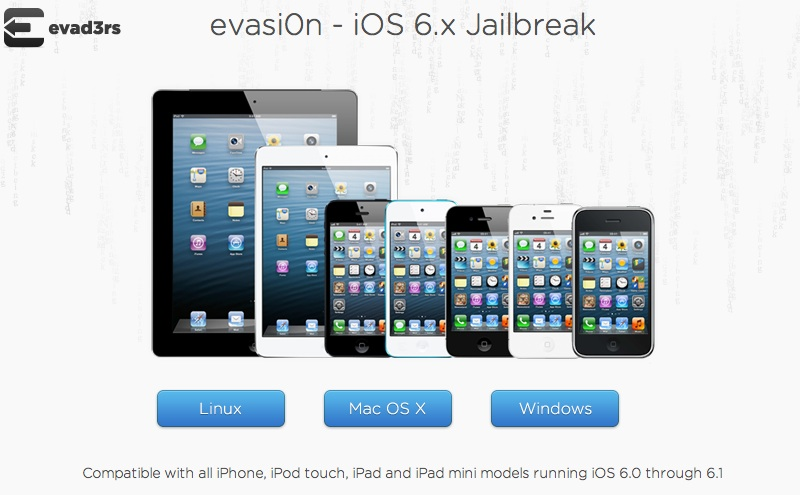 evasi0n Untethered Jailbreak iPhone OS 5.1.1 Absinthe 2.0.1
