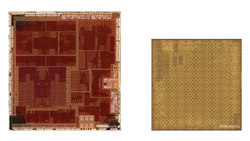 a5 2012 2013 comparison A5 Chip in Tweaked Apple TV Still Manufactured by Samsung at 32nm