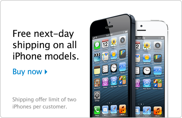 Apple Launches US iPhone Promotion Offering Free Next