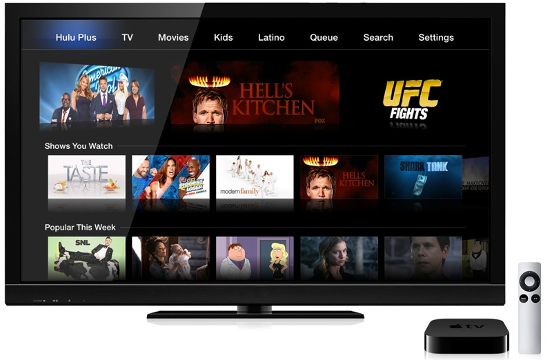 Hulu Apple TV
