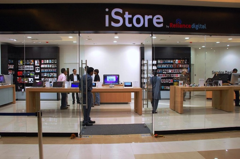 istore hyderabad india Apple to Triple Reseller Network in India to 200 Stores by 2015