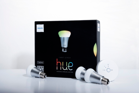 Philips Releases Open APIs and SDK for iOS Controlled Hue Lighting System