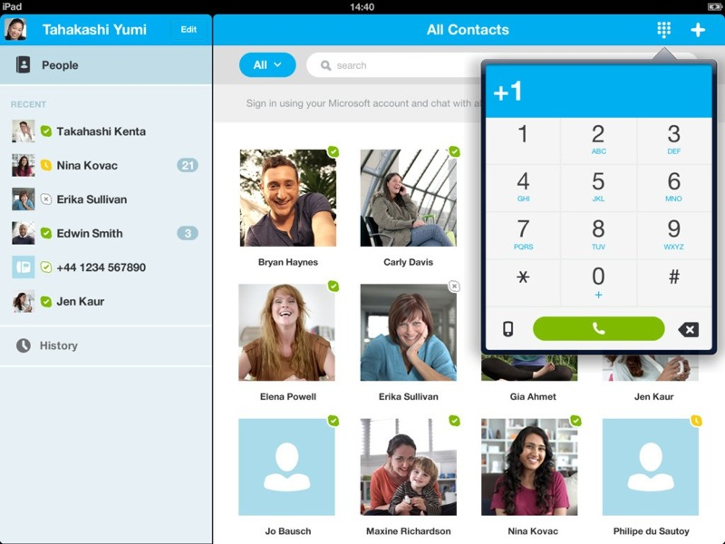 Skype Updates iOS App With New Calling Experience and Bug Fixes - Mac Rumors
