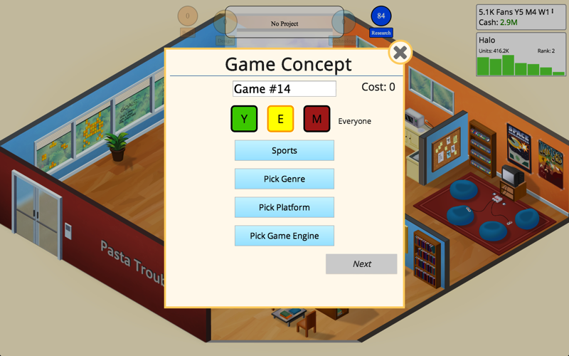 how to make game dev tycoon in game dev tycoon