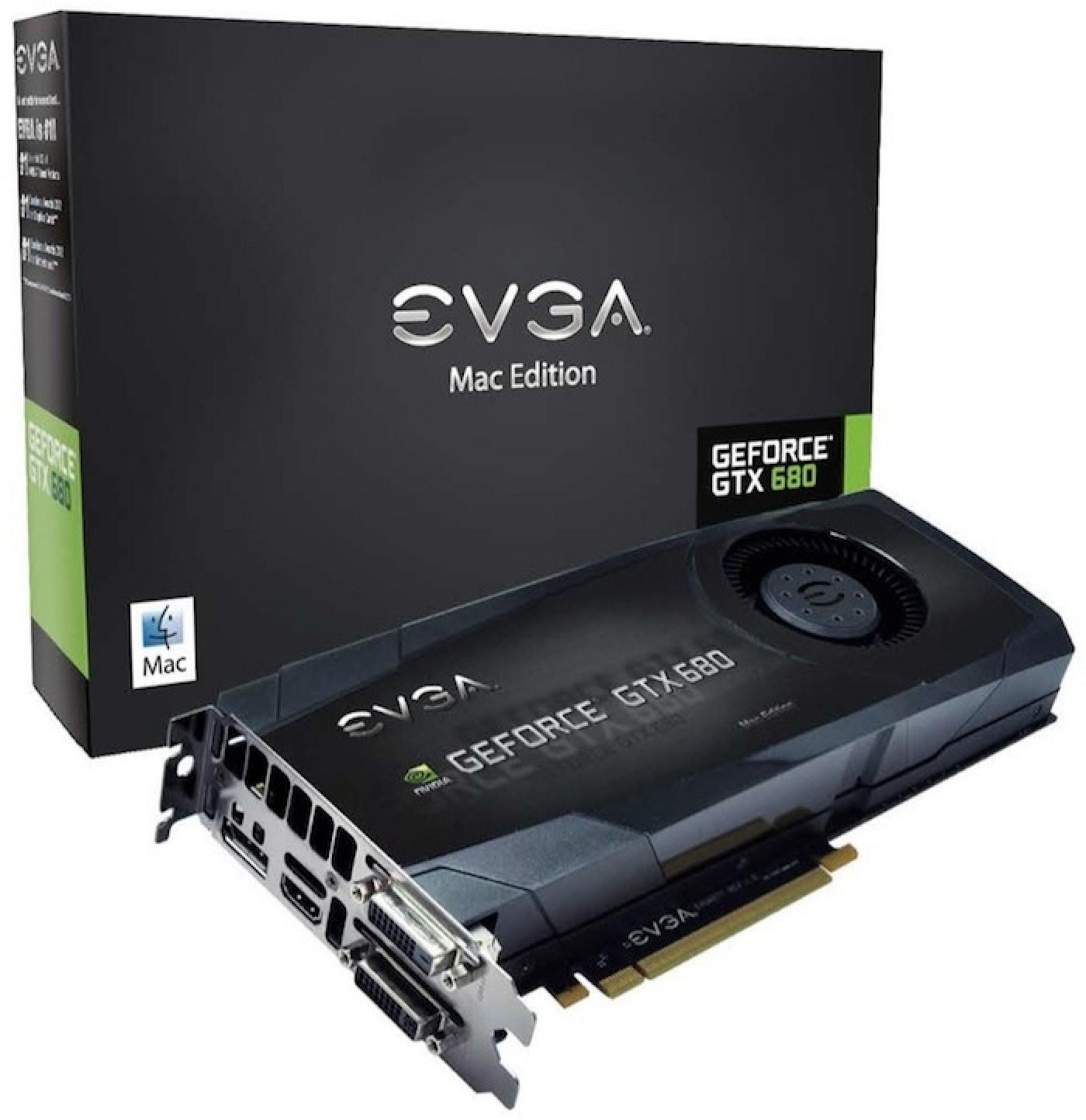 evga announces geforce gtx 680 mac edition graphics card