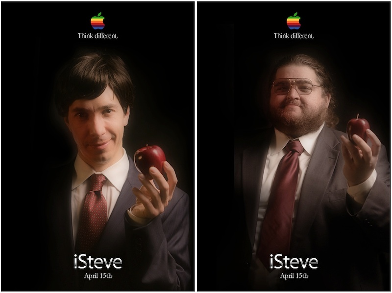 isteve posters Funny or Dies Steve Jobs Movie iSteve Now Available Online