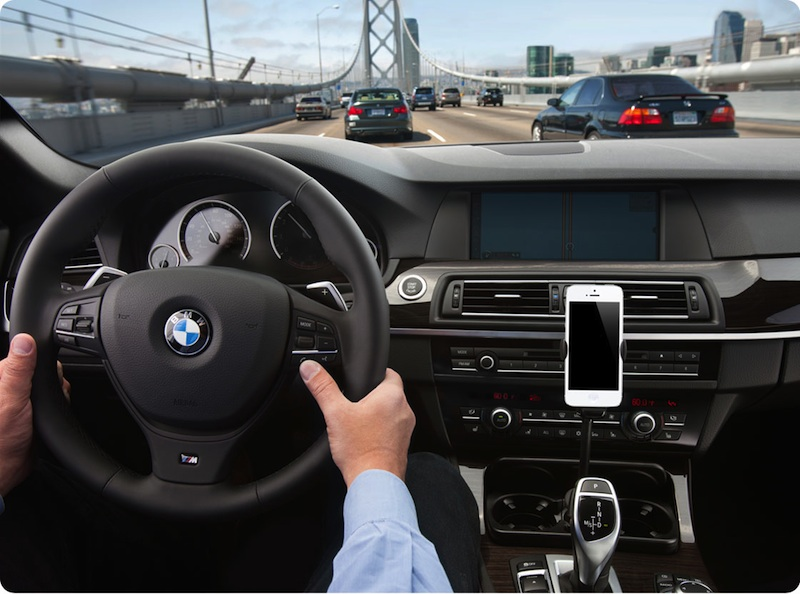 BMW Denies Report of Electric Car Discussions With Apple